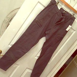GAP gray stretchy pants